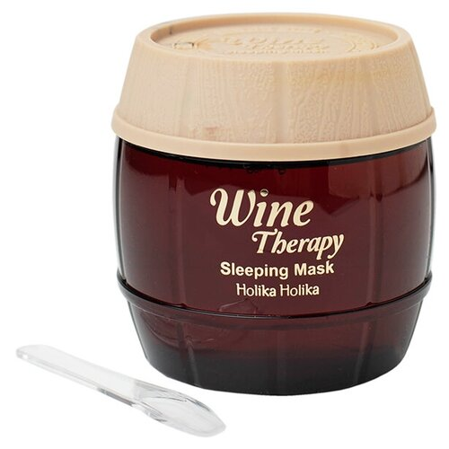 Купить Holika Holika ночная маска-желе Wine Therapy Красное Вино, 120 мл