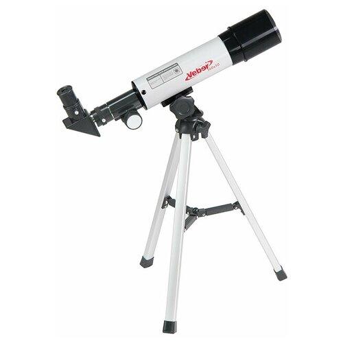 Телескоп Veber 360/50 белый/черный