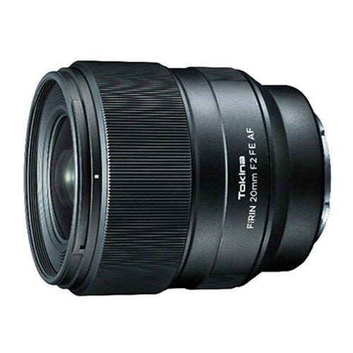 Фото - Объектив Tokina FíRIN 20mm f/2.0 FE AF Sony E объектив viltrox pfu rbmh 20mm f 1 8 asph sony e черный