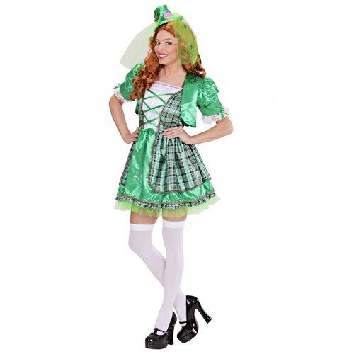 Костюм ирландской девушки, размер 44-46.
