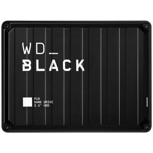Внешний HDD Western Digital WD_BLACK P10 Game Drive 4 TB черный