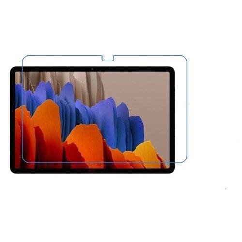 Защитная пленка MyPads для планшета Samsung Galaxy Tab S7+ plus 12.4 SM-T970 / T975 (2020) глянцевая