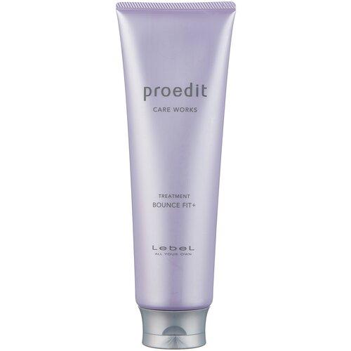 Lebel Cosmetics Proedit Маска восстанавливающая для сильно поврежденных, сухих и ломких волос Bounce Fit Plus, 250 мл