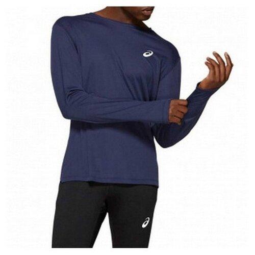 Лонгслив мужской ASICS 2011A010 406 SILVER LS TOP 2011A010406-2 размер 54 цвет синий