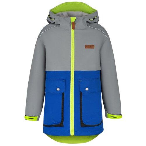 Купить AOSS21JK1T016 Куртка (ветровка) д/мал. Аврил 11-12 л размер 152-76-69 цвет серый_синий, Oldos, Куртки и пуховики
