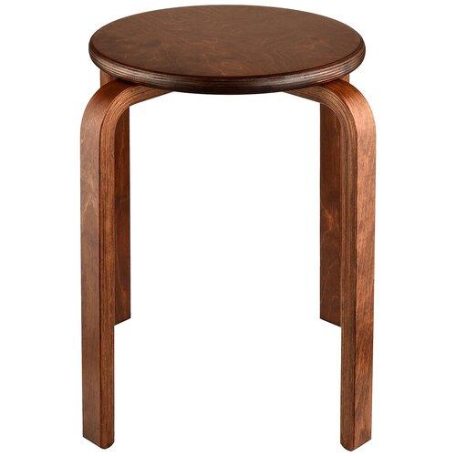 Табурет KETT-UP Eco Classic, дерево, цвет: светло-коричневый стул kett up picnic eco дерево цвет беленый