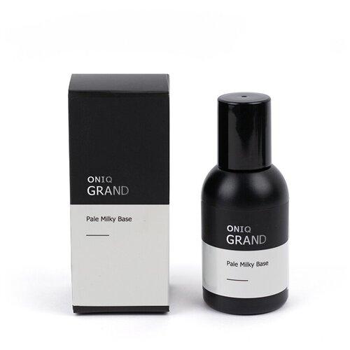 ONIQ базовое покрытие GRAND Base 50 мл milky oniq базовое покрытие grand 900 standart base 30 мл прозрачный