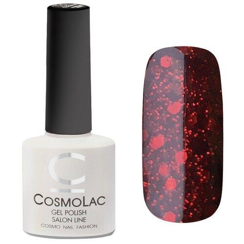 Купить Гель-лак для ногтей CosmoLac Gel Polish, 7.5 мл, зимняя вишня