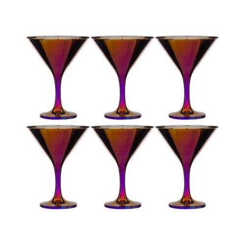 Набор бокалов для мартини Lefard