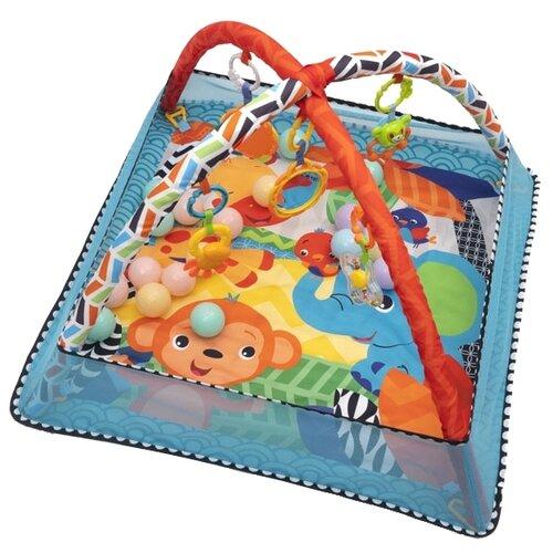 Купить Развивающий коврик Funkids Play Ground Gym (CC9038), Развивающие коврики