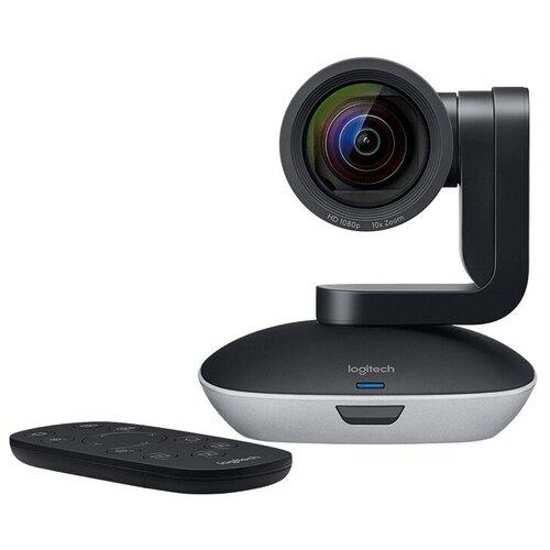 Конференц-камера Logitech VC PTZ Pro 2 черный