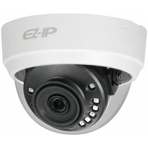 Фото - Видеокамера IP купольная с ИК подсветкой EZ EZ-IPC-D1B40P-0280B видеокамера hdcvi купольная ez ez hac t1a11p 0280b