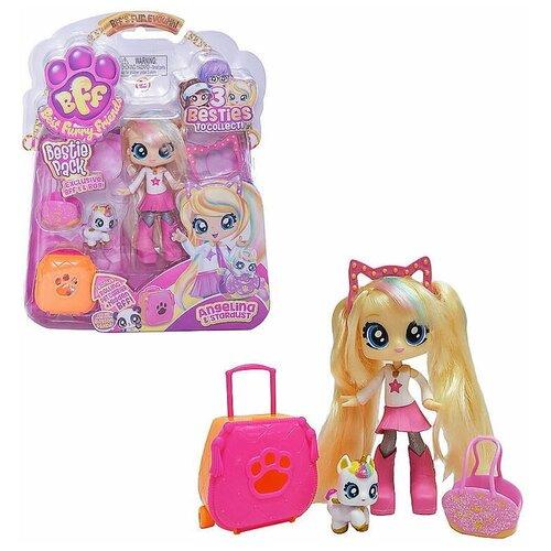 Кукла, Best Furry Friends с питомцем Angelina & Stardust, с аксессуарами, на блистере