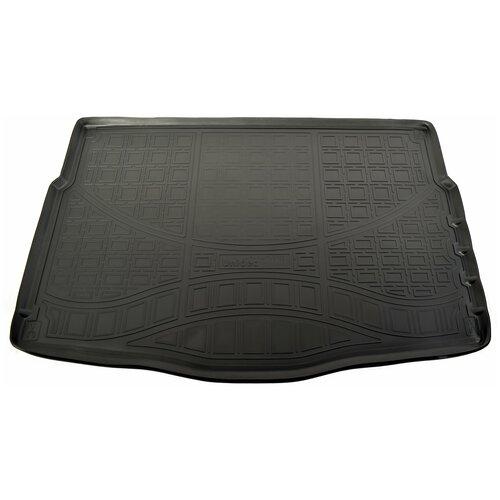 Коврик багажника NorPlast NPA00-T43-050 черный коврик багажника norplast npa00 t43 652 черный