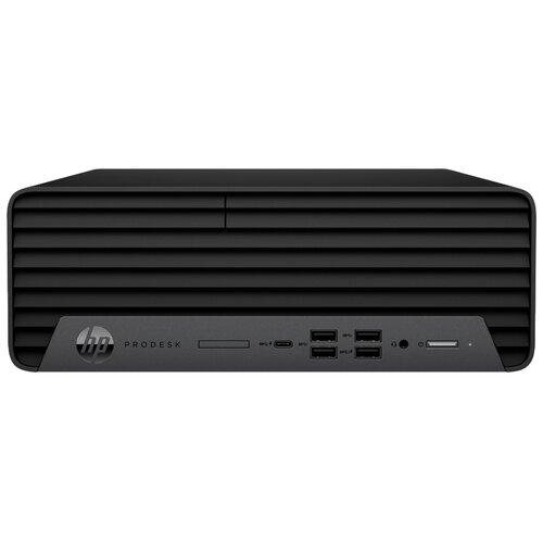 Настольный компьютер HP ProDesk 600 G6 SFF (215Z5ES) Intel Core i7-10700/16 ГБ/512 ГБ SSD/AMD Radeon RX 550X/Windows 10 Pro черный