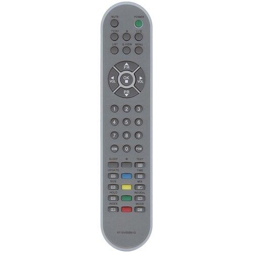 Фото - Пульт Huayu 6710V00091G LCD ic для телевизора LG пульт huayu 6710v00017h ic для телевизора lg
