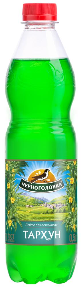 Газированный напиток Черноголовка Тархун — купить по выгодной цене на Яндекс.Маркете