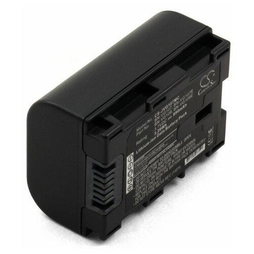 Фото - Аккумулятор для видеокамеры JVC BN-VG107E, BN-VG108, BN-VG108E усиленный аккумулятор для jvc bn v416 bn v416u bn v428
