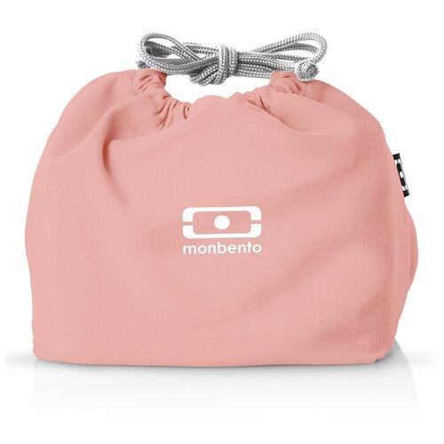Monbento Мешочек для ланча MB Pochette, 17x19 см, rose flamingo недорого