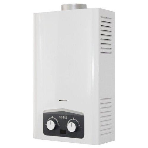 Проточный газовый водонагреватель Oasis Modern 16M