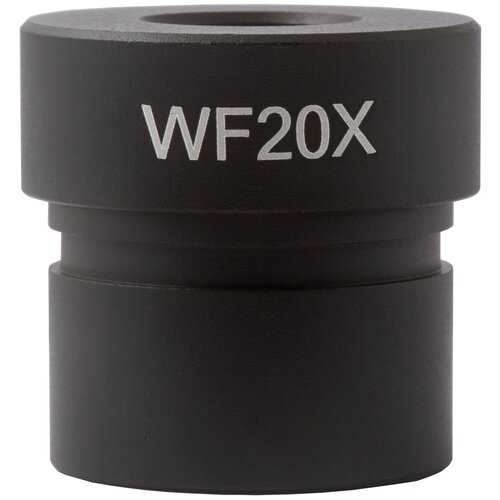 Окуляр LEVENHUK MED 20x/12 (D30 мм) 76064 черный