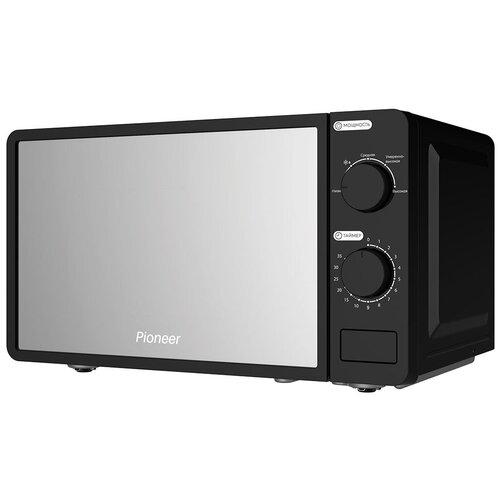 Микроволновая печь Pioneer MW200M 20 л с авторазмораживанием и таймером, 5 уровней мощности, 700 Вт
