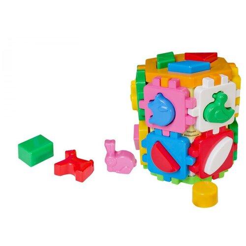Сортер ТехноК Куб Умный малыш (2001)