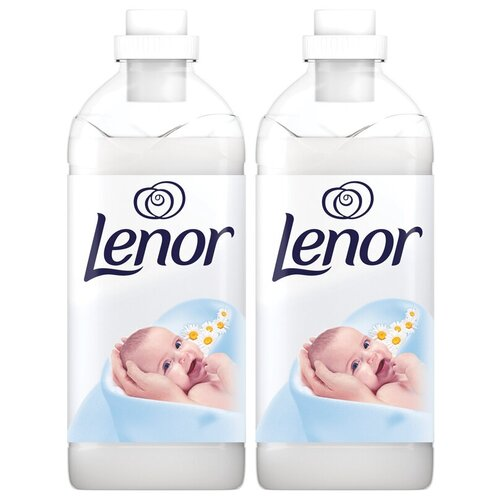 Концентрированный кондиционер для белья Lenor (Детский) (1 л. (2 шт)) недорого