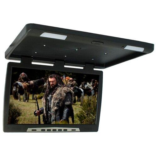 Автомобильный монитор AVEL AVS2220MPP черный автомобильный монитор avel avs4715bm черный