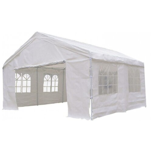 Шатер Green Glade 3034, 4 х 3 х 3.1 м белый шатер green glade 1032 3 х 3 х 2 5 м синий белый