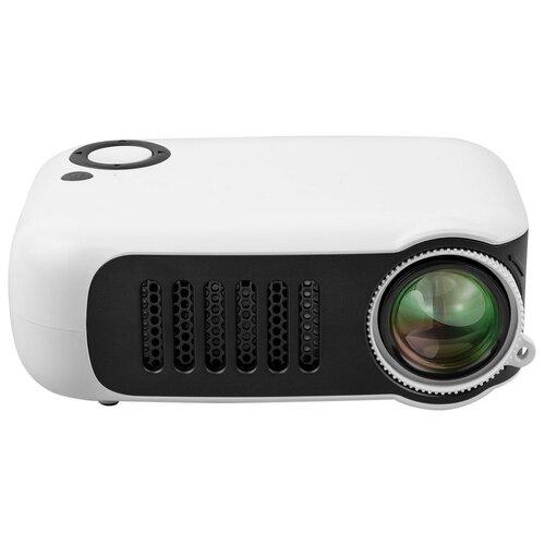 Фото - Карманный проектор Rombica Ray Mini White карманный проектор vivibright l1 жёлтый белый