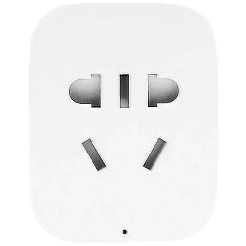 Фото - Умная розетка Xiaomi Mijia Smart Socket 2 Power Plug Wi-Fi White (ZNCZ07CM) wi fi розетка xiaomi mi smart plug enhanced eu vde wi fi белый zncz03cm