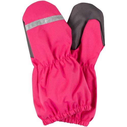 Купить Рукавицы для мальчиков и девочек RAIN K21173в KERRY размер 3 цвет 00265, Перчатки и варежки