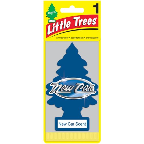 Фото - Little Trees Ароматизатор для автомобиля Ёлочка Новая машина (New Car Scent) little trees ароматизатор для автомобиля u3s 32967 eu пина колада