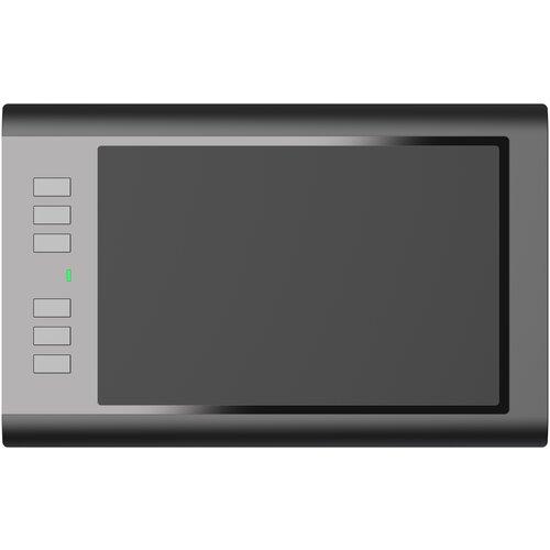 Графический планшет HUION HS95 серый