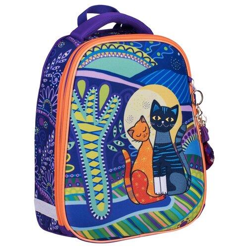 Купить Berlingo ранец Expert Harmony, фиолетовый, Рюкзаки, ранцы