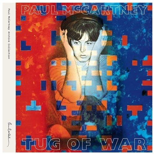 Paul Mccartney – Tug Of War (2 LP) paul mccartney paul mccartney tug of war 2 lp