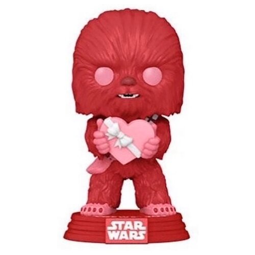 Фигурка Funko POP: Star Wars Valentines – Cupid Chewbacca Bobble-Head (9,5 см) недорого