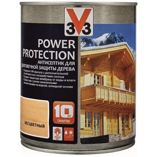 V33 Power Protection бесцветный 0.9 л