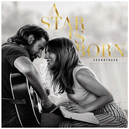 Виниловая пластинка. Lady Gaga & Bradley Cooper. A Star Is Born (2 LP) виниловая пластинка alice cooper paranormal