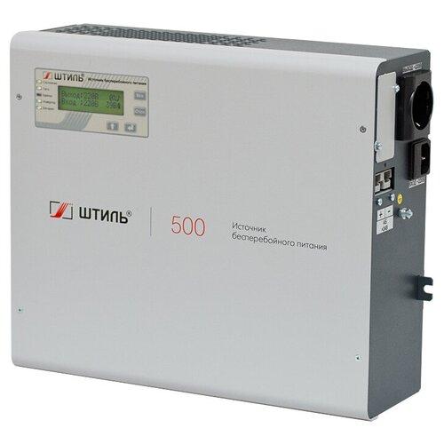 ИБП с двойным преобразованием Штиль SW500L серый