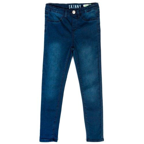 Джинсы Sela размер 146 (11-12лет), темный индиго брюки sela размер 146 коричневый