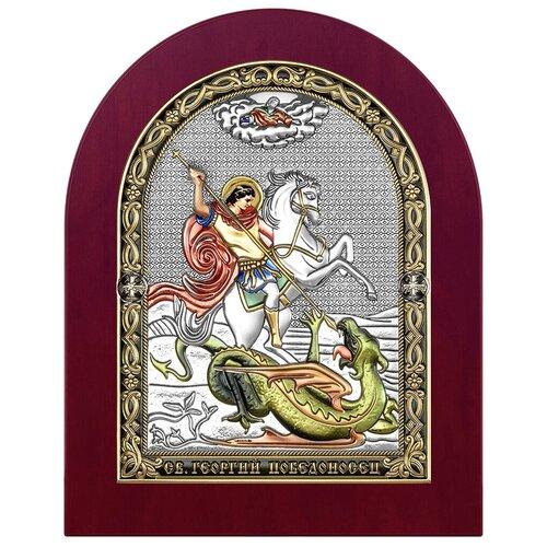 Икона Георгий Победоносец 6403 (CW / WC), 8.5х10.2 см по цене 1 900