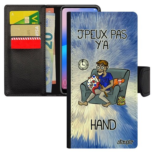 Чехол книжка на мобильный Huawei P30 Lite,