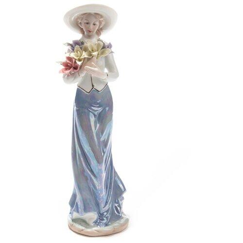 Фигурка декоративная Дама 30см