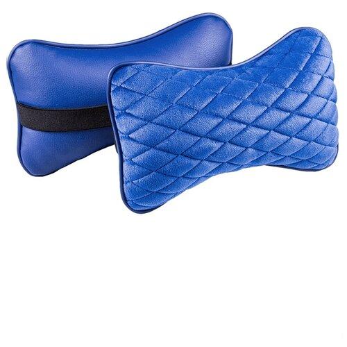 Комплект автомобильных подушек под шею (CITY41303, 2 штуки)