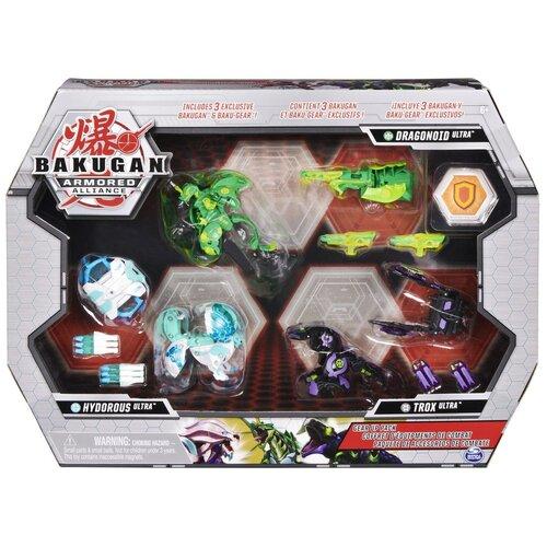 Купить Spin Master Bakugan. Непобедимые Бакуганы 6059292, Игровые наборы и фигурки