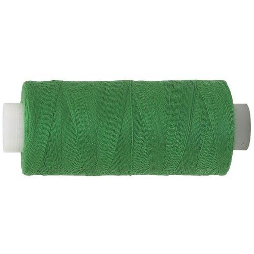 Купить Нитки, 40/2, 400 ярд., 100% полиэстер, Bestex (136 зеленый)