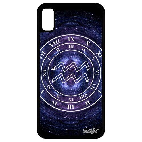 Чехол для Айфона XR уникальный дизайн Зодиак Horoscope Астрологический