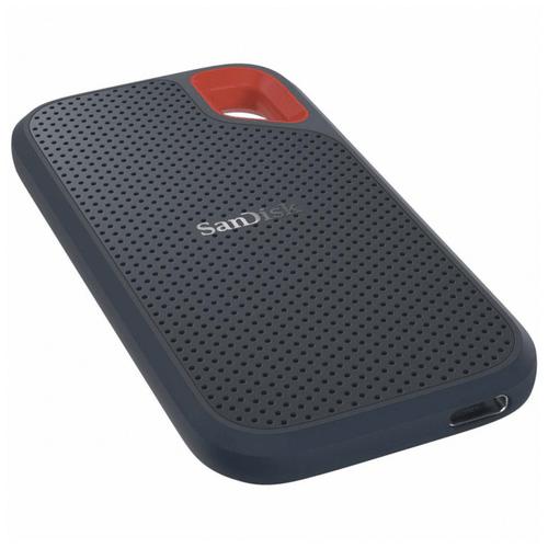 Внешний SSD SanDisk Extreme Portable SSD 250 ГБ темно-серый